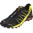 Salomon M's Speedcross Pro Shoes black/black/corona yellow